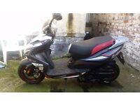 125cc Scooter great runner good price