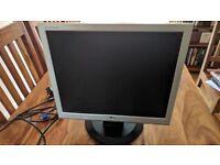 "LG Flatron 19"" monitor"