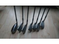 MIZUNO MX100 Y TUNED GOLF CLUBS 5 -SW