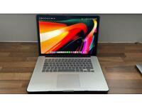 "MacBook Pro Retina 15"" (Mid 2015) intel core i7 Processor, 16 GB RAM, 256 GB Storage"
