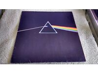 PINK FLOYD- DARK SIDE OF THE MOON- VINYL L.P-RARE FRENCH PRESSING-1973