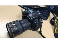 Canon EOS 7D with EFS 15-85 mm lens