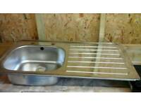 Sink chrome brand new