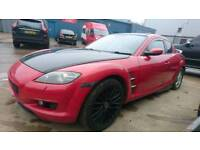2003 Mazda rx8 drift modified spares or repair