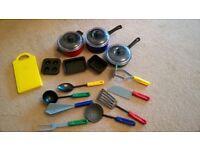 John Lewis toy kitchen set
