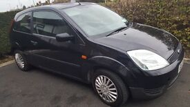 2004 Ford Fiesta Finesse 1242 cc - Excellent Condition, ideal first car.
