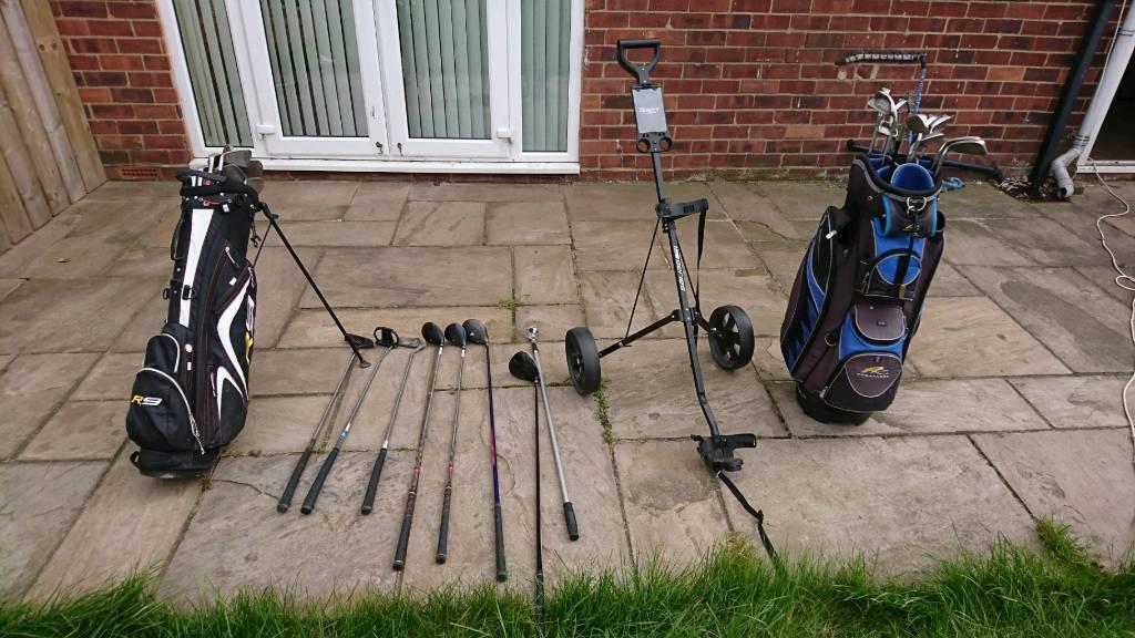 Golf Equipment job lot- Bargain £100 ono