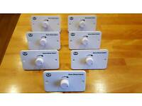 In wall volume controls for sale