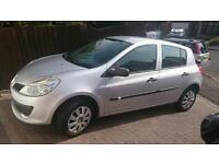 Renault clio 1.2 56 plate