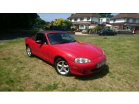 Mazda MX-5 NB - BRAND NEW MOT
