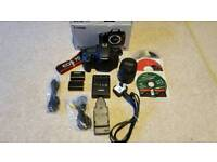 Canon EOS 7D DSLR Camera kit, very low shutter count