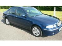 Rover 45 low miles