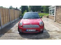 MINI COOPER CLUBMAN 6SPEED MANUAL
