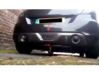 ROAR Exhaust system CATBACK for Suzuki Swift Sport 2012-