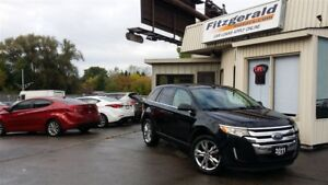 2011 Ford Edge Limited AWD - LEATHER! NAV! BACK-UP CAM!