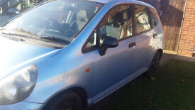 honda jazz 2003 ***QUICK SALE*** VERY CHEAP