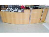 Reception Desk - Counter