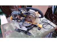 Compound Mitre Saw Spares or Repair