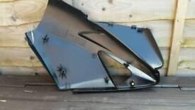 New left hand side fairing panel for a honda cbf 600s