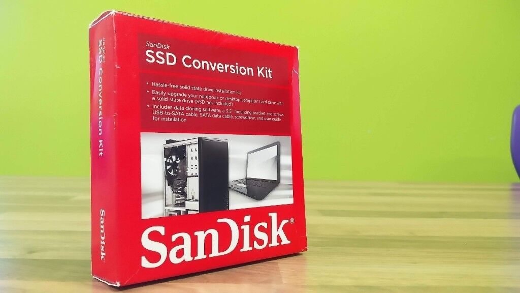 Sandisk SSD Conversion Kit | in Newcastle, Tyne and Wear | Gumtree