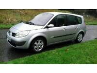 Renault Grand Scenic 1.5 Dci Family 7 seater Timing belt Changed