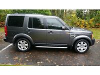 Rare landrover Discovery Metropolis limited edition automatic with even higher spec than HSE