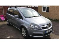 VAUXHALL ZAFIRA 2006 1.6 PETROL SPARES OR REPAIRS OR BREAKING PARTS