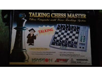 Talking Chess Master