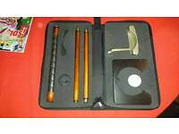 Stylish executive toy Golf putting set brand new high quality gift collect in time for Xmas