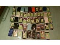 X50 joblot phone cases.can be posted if paid through PayPal extra £2.85 to post