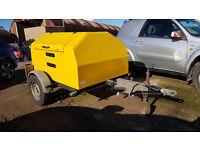 TRAILER WINCH No.2 / SEB MODEL CW3000 DIESEL ENGINE HYDRAULIC