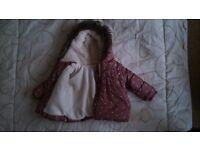 Baby Jacket 0-3 months