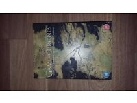 Games of thrones DVD 1-3