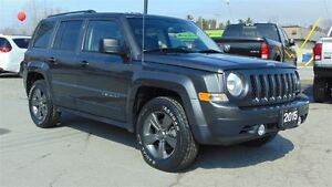 2015 Jeep Patriot 4X4 - LEATHER - SUNROOF - NAVIGATION
