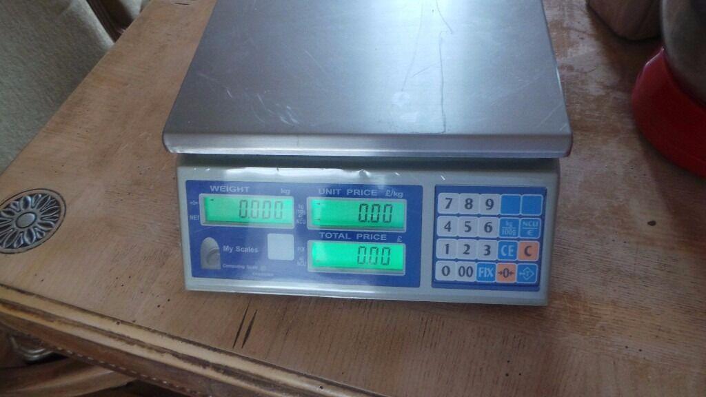 E-Accura BLAA-00236 scale from 20g - 3 kg