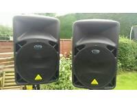 Behringer B615D Powered/Active Speaker