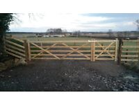 Fencing Contractor requiring work - Tain and surrounding area's