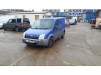 Ford transit connect 56 reg