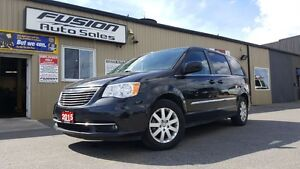 2015 Chrysler Town & Country DUAL DVD-BACK UP CAMERA-DUAL AIR/HE Windsor Region Ontario image 8
