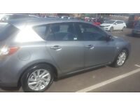 2012 Mazda 3 ts2 Silver