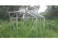 Used greenhouse for free