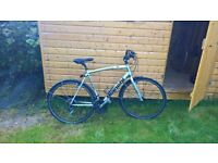 Bianchi Camalente Sport Hybrid Bike as new condition