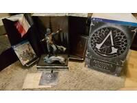 Ps4 Assassins creed notre damn collectors edition