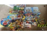 HUGE LEGO JOBLOT 12.2KG