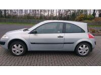 """Renault Megane 2005 1.5 DCI """" mot 31 march next year """""""