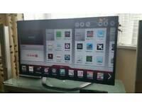 42 inch Smart 3D LG led full HD tv LG42LA620V Great for gaming