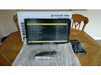 Digihome 22273DVDLED 22 Inch Full HD 1080p LED with Freeview and Built-In DVD - Boxed