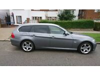 BMW 318D SE TOURING ESTATE LIKE 320D 520D BUSINESS M SPORT AUDI A4 VW PASSAT MERCEDES C250 E220