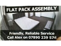 Professional Flat Pack assembly in and around manchester