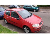2004 Fiat Punto Active 1.2 3dr